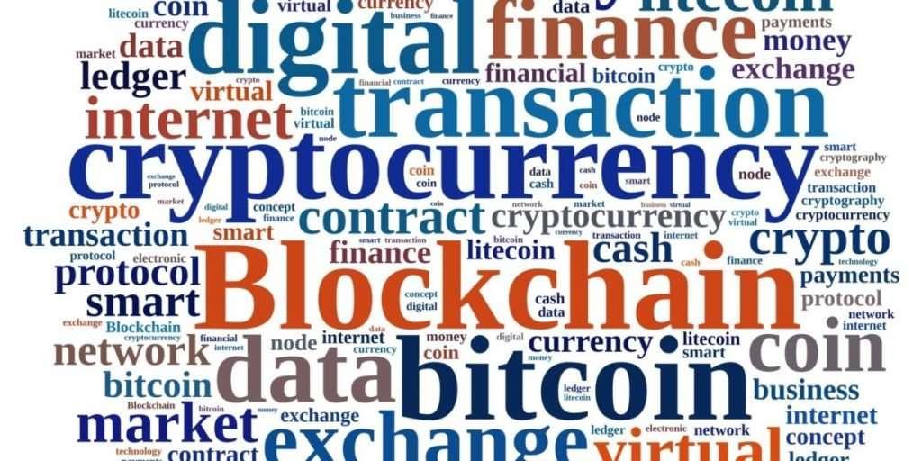 cryptocurrency woordenlijst