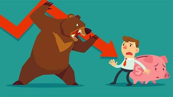 Hoe kun je een bear market herkennen?