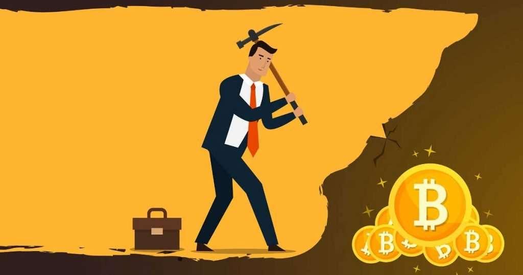 Wat levert bitcoin minen op?