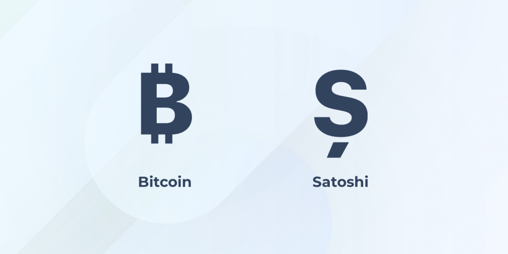Bitcoin vs satoshi