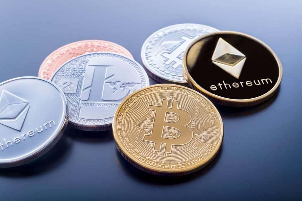 Cryptocurrency portfolio diversifiëren