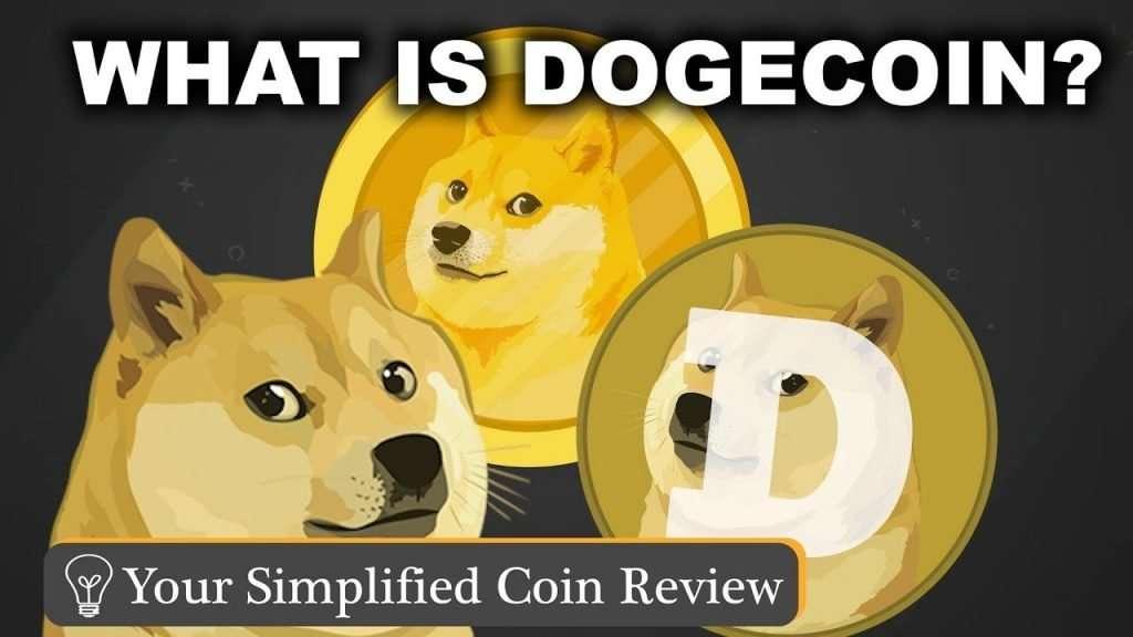 Memecoin dogecoin