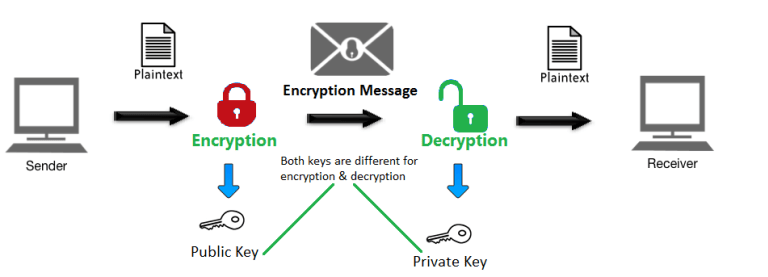 Wat is het verschil tussen private key en public key in cryptocurrency?