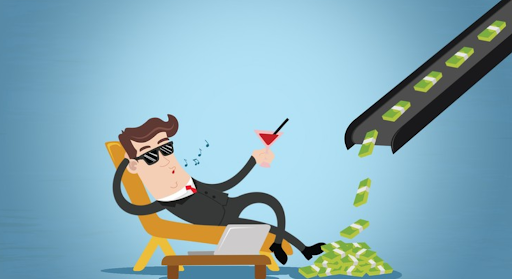 Passief inkomen door bitcoin