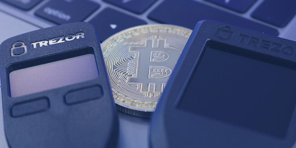 Veilig crypto opslaan met een hardware wallet
