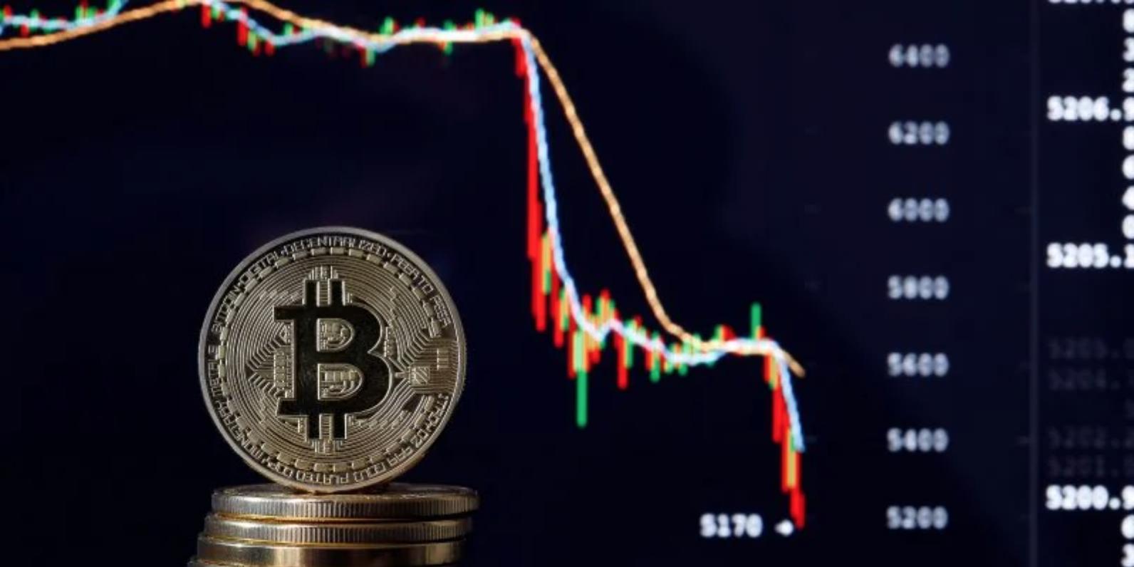 Bitcoin koersdaling
