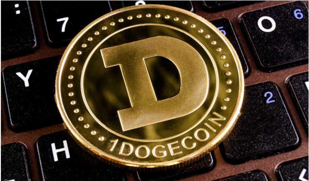 Dogecoin koers 6