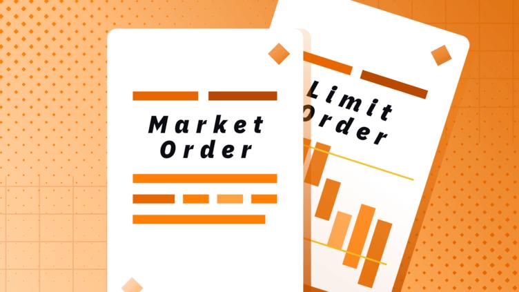 Marktorder vs limit order