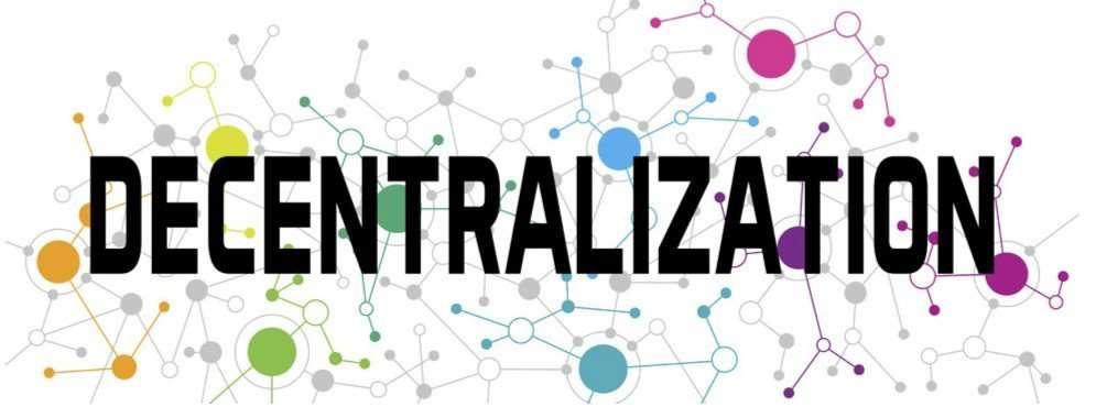 voordelen van decentralisatie