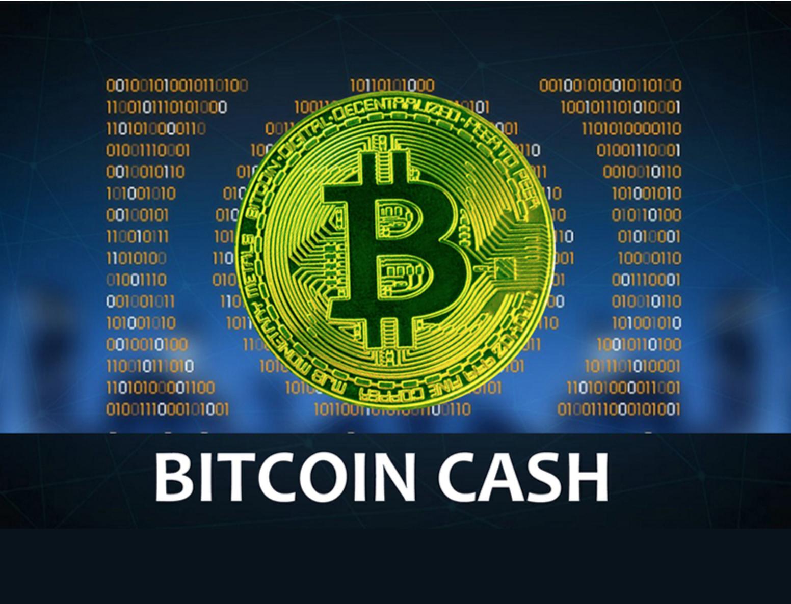 Bitcoin Cash Upgrade