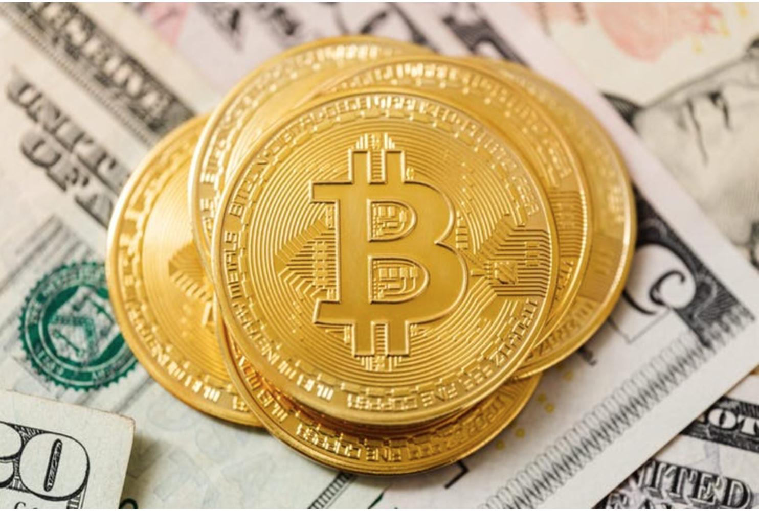 Bitcoin doorbraak