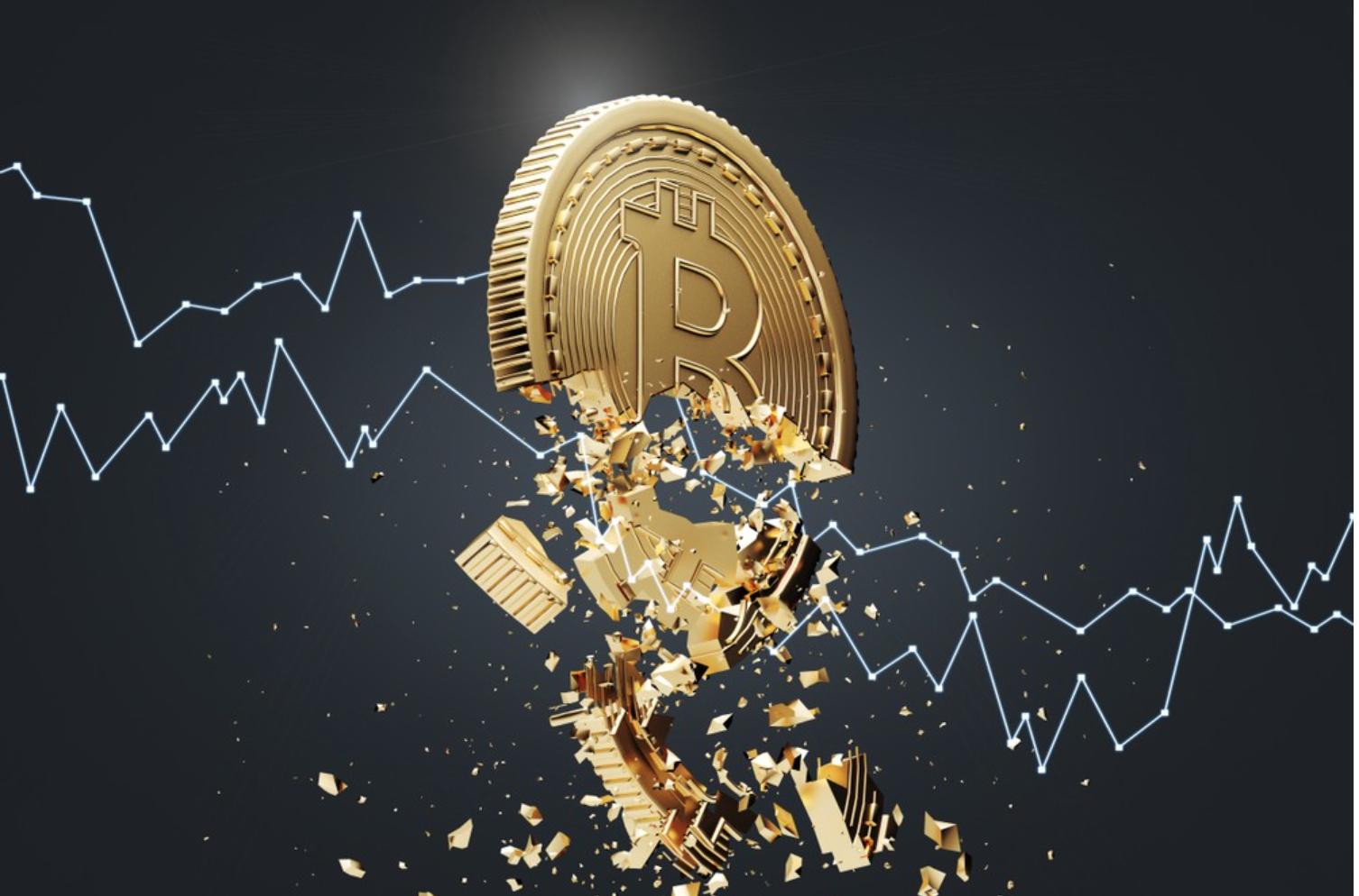 Cryptomarkt crash 3