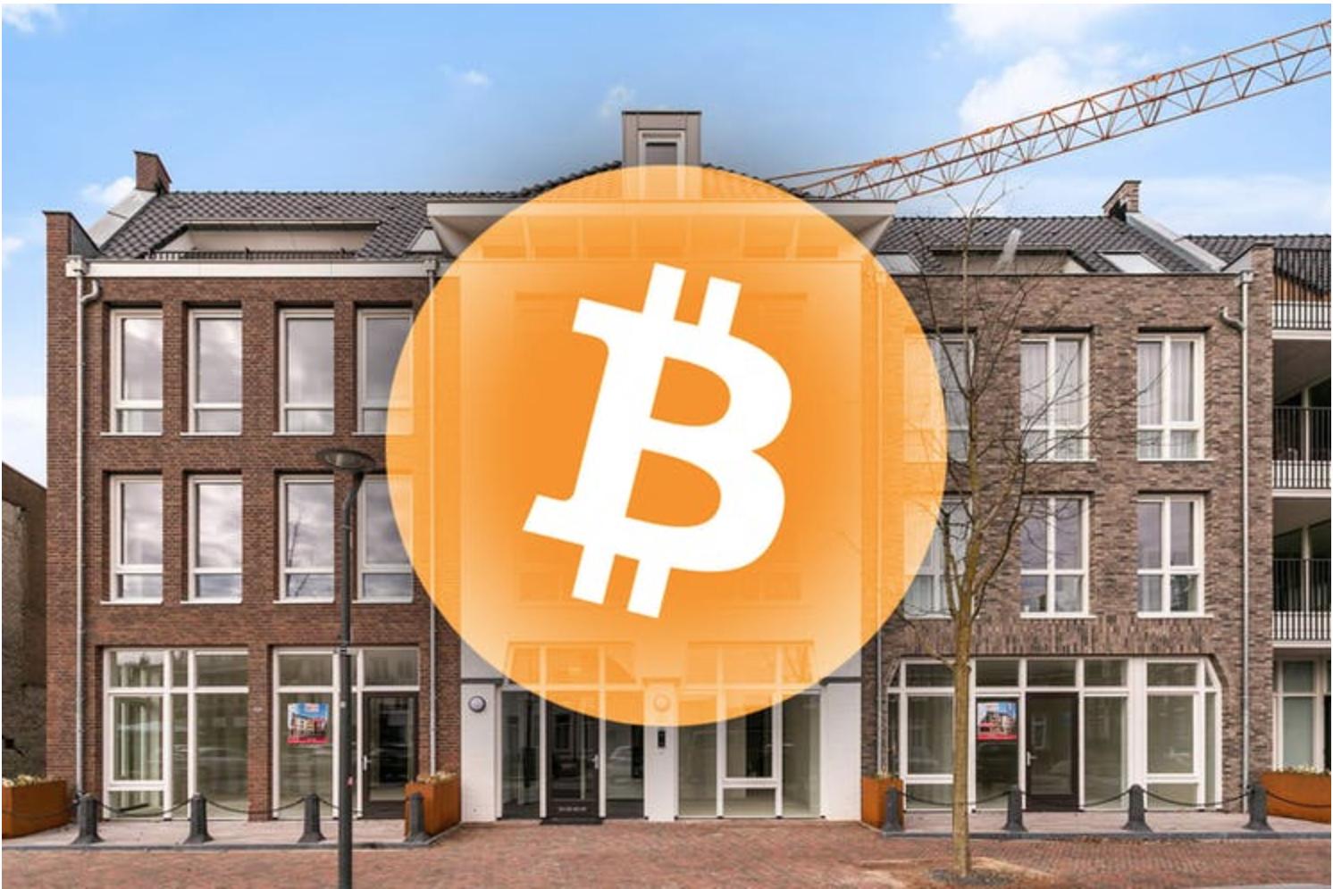 Huis verkopen met Bitcoin