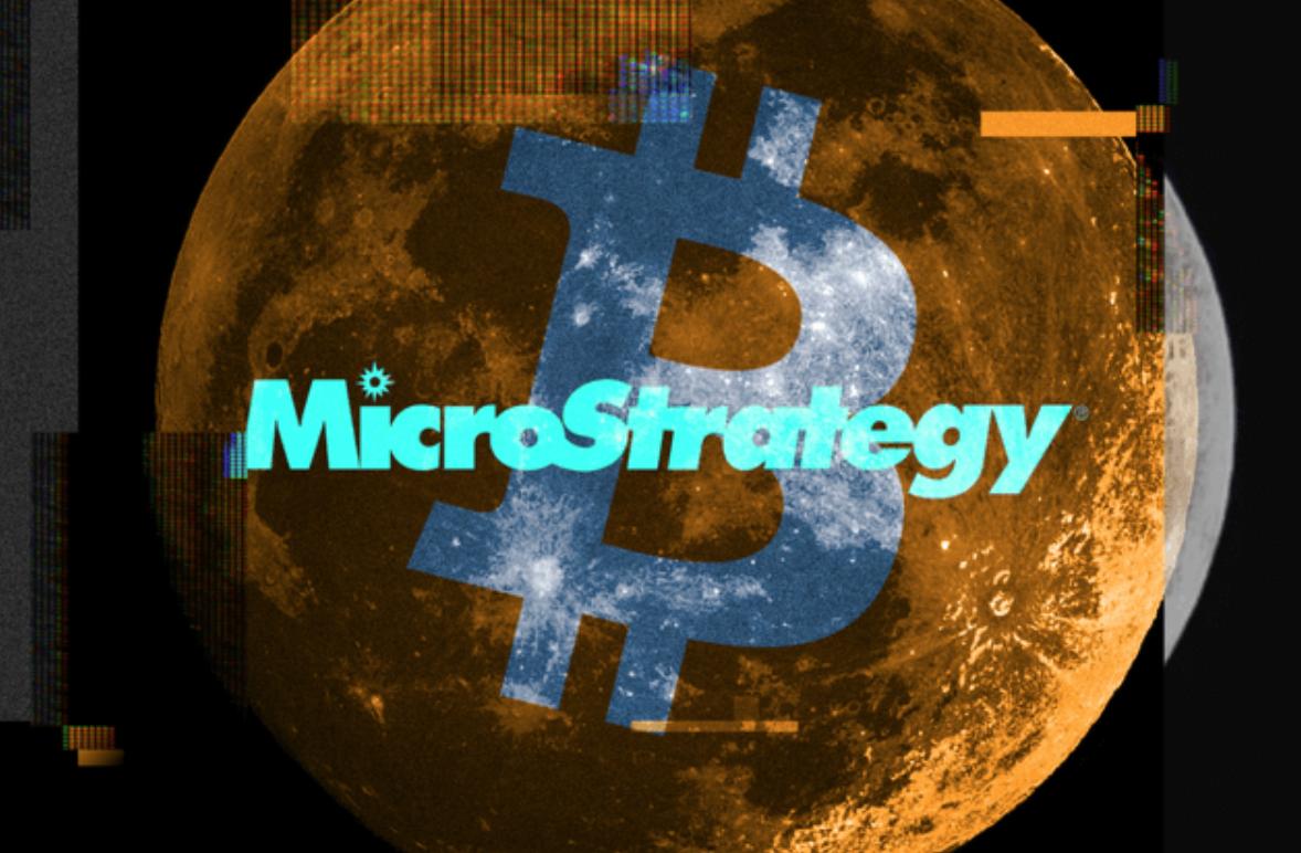 Bitcoin hamsteren door MicroStrategy Inc
