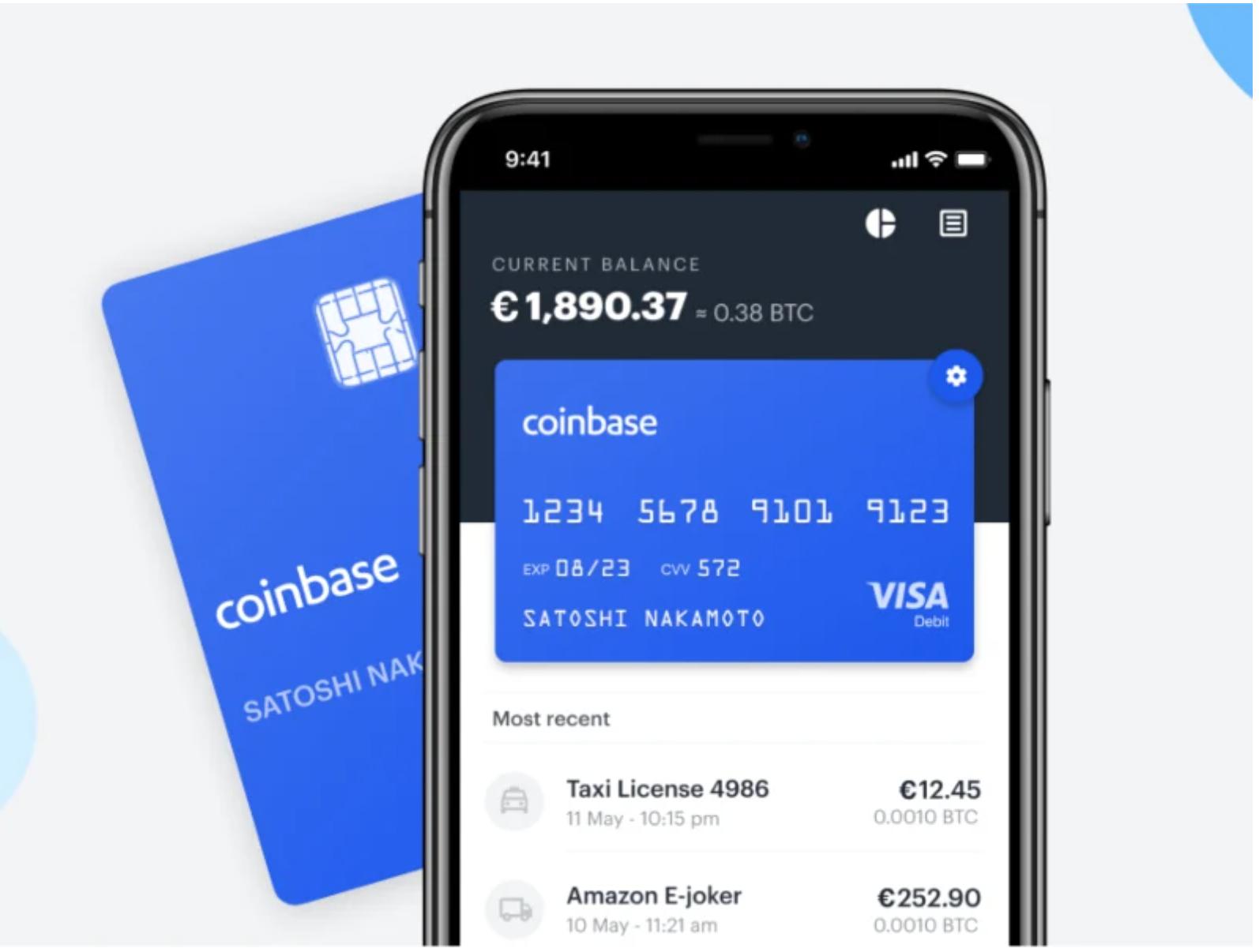 Crypto betaalpas 2
