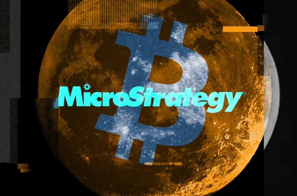 Waarom koopt microstrategy bitcoins?