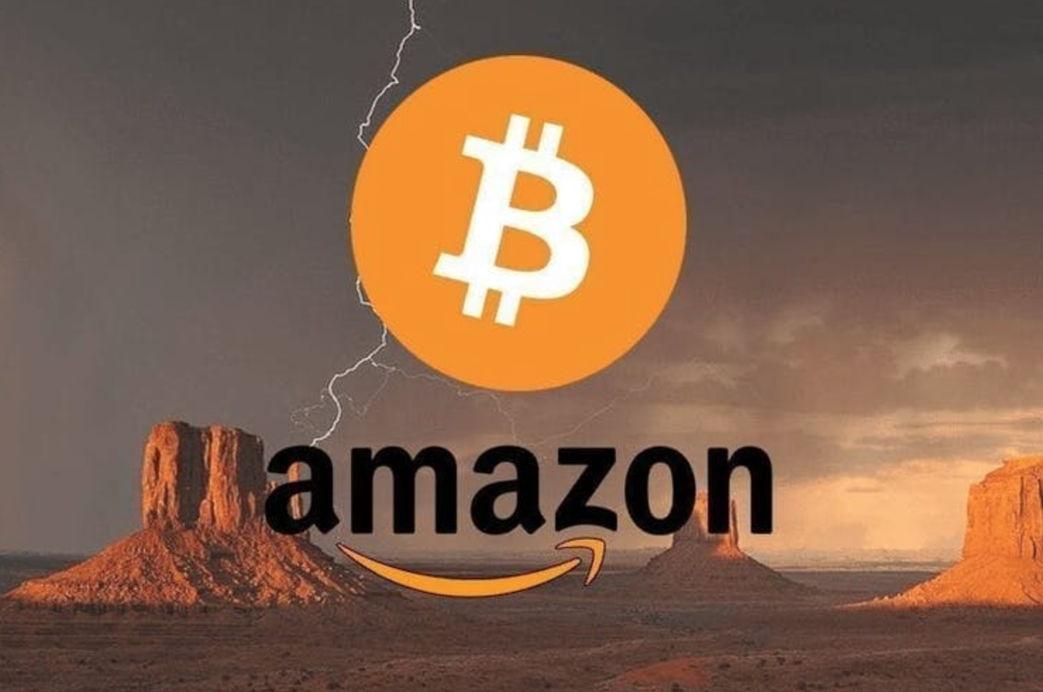 Amazon bitcoin betalingen