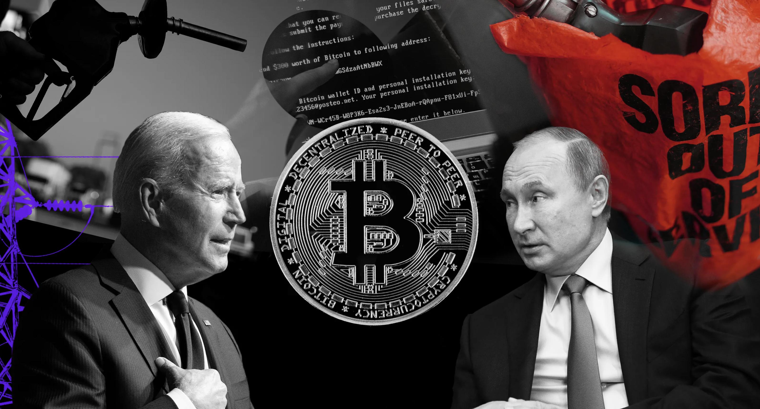 Bitcoin aanval