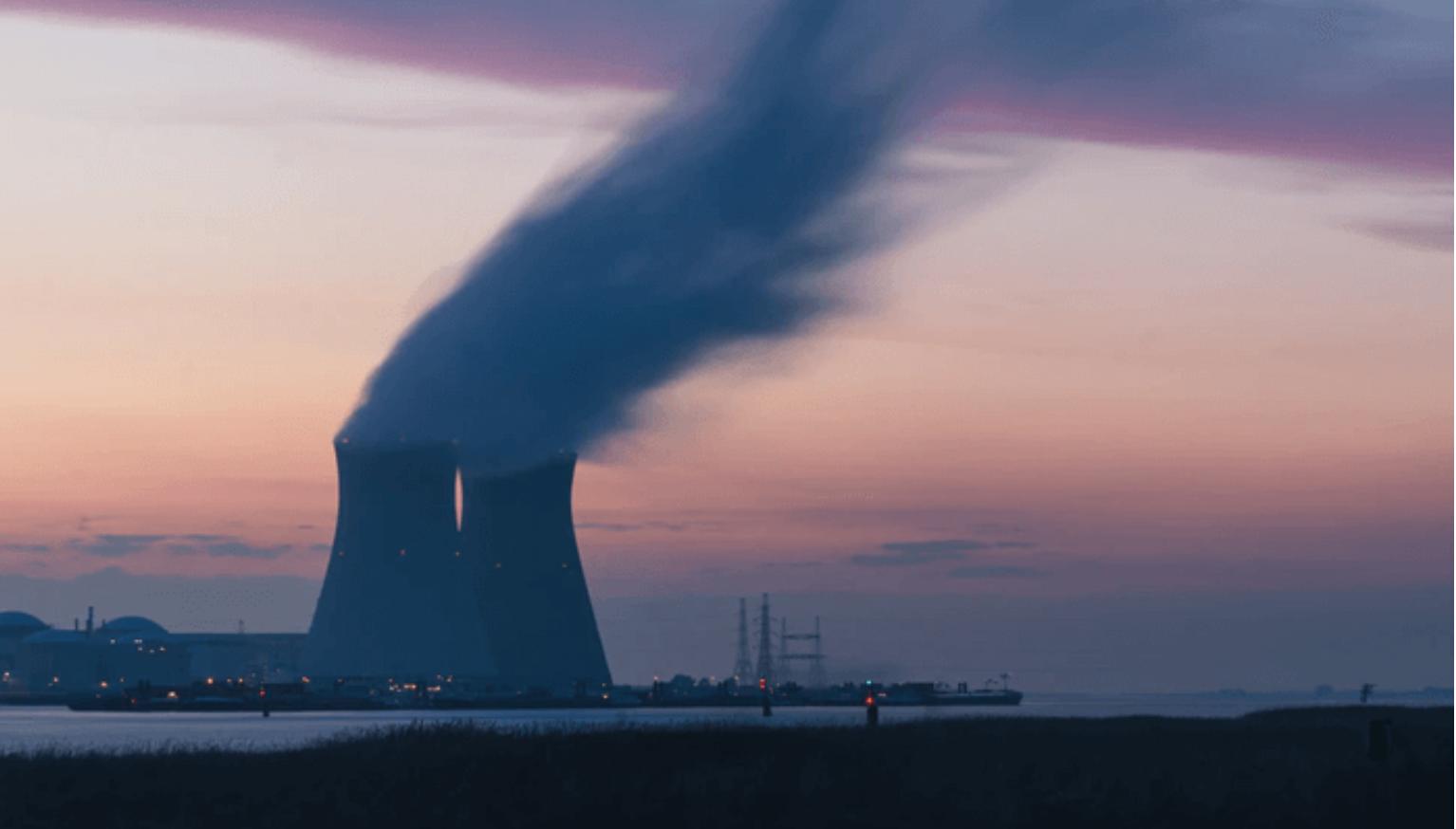 Bitcoin mining op kernenergie