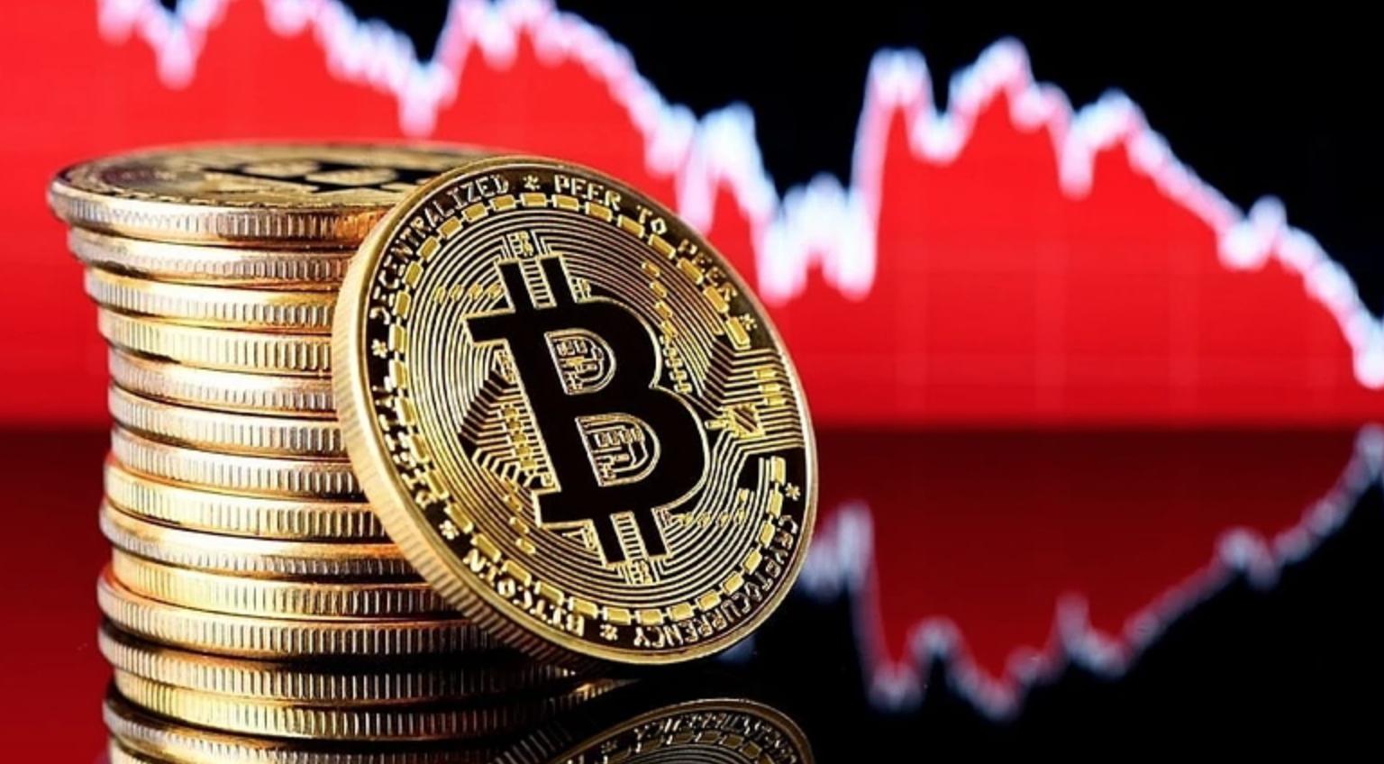 Bitcoin onder $30000