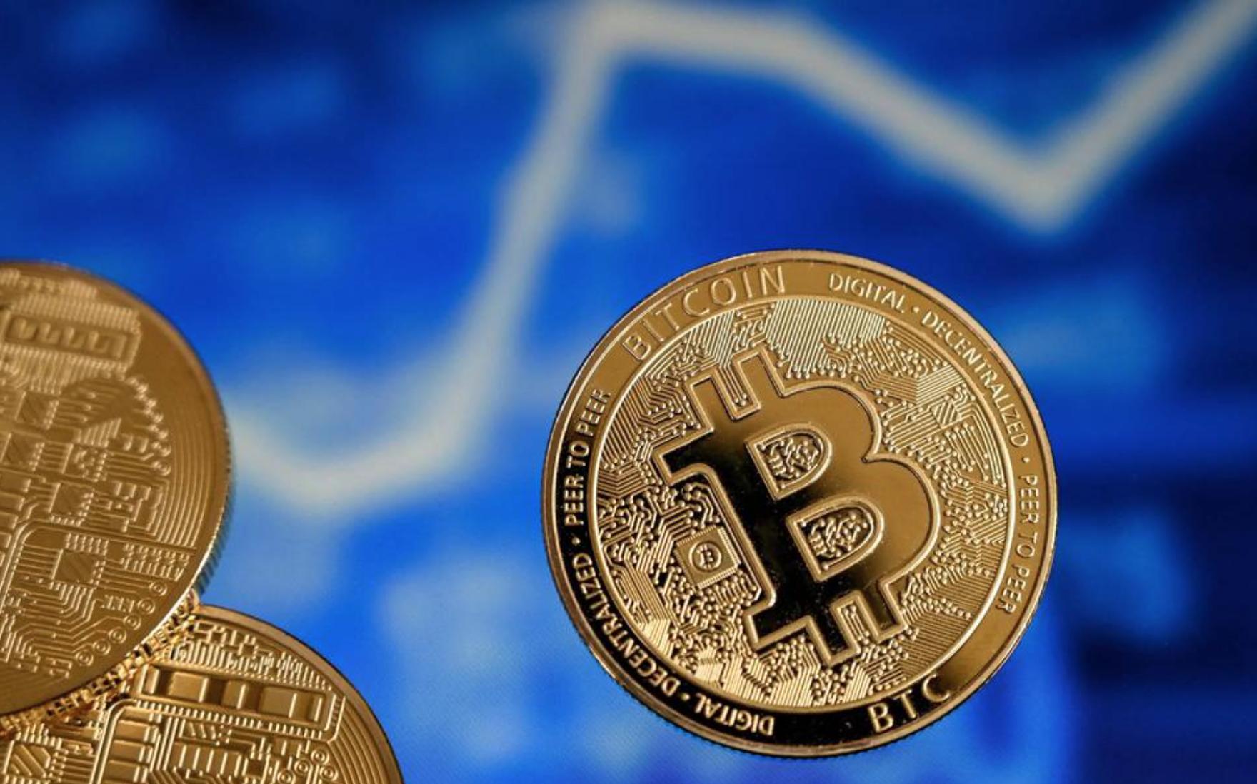 Bitcoin prijs boven $40000