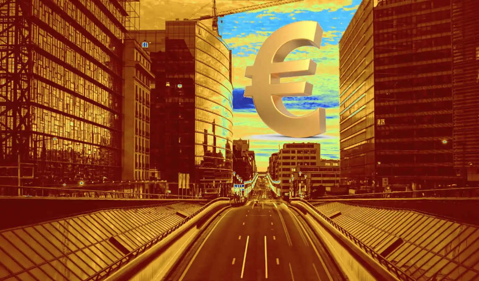 Digitale euro van ecb