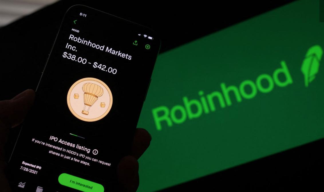 Robinhood IPO.