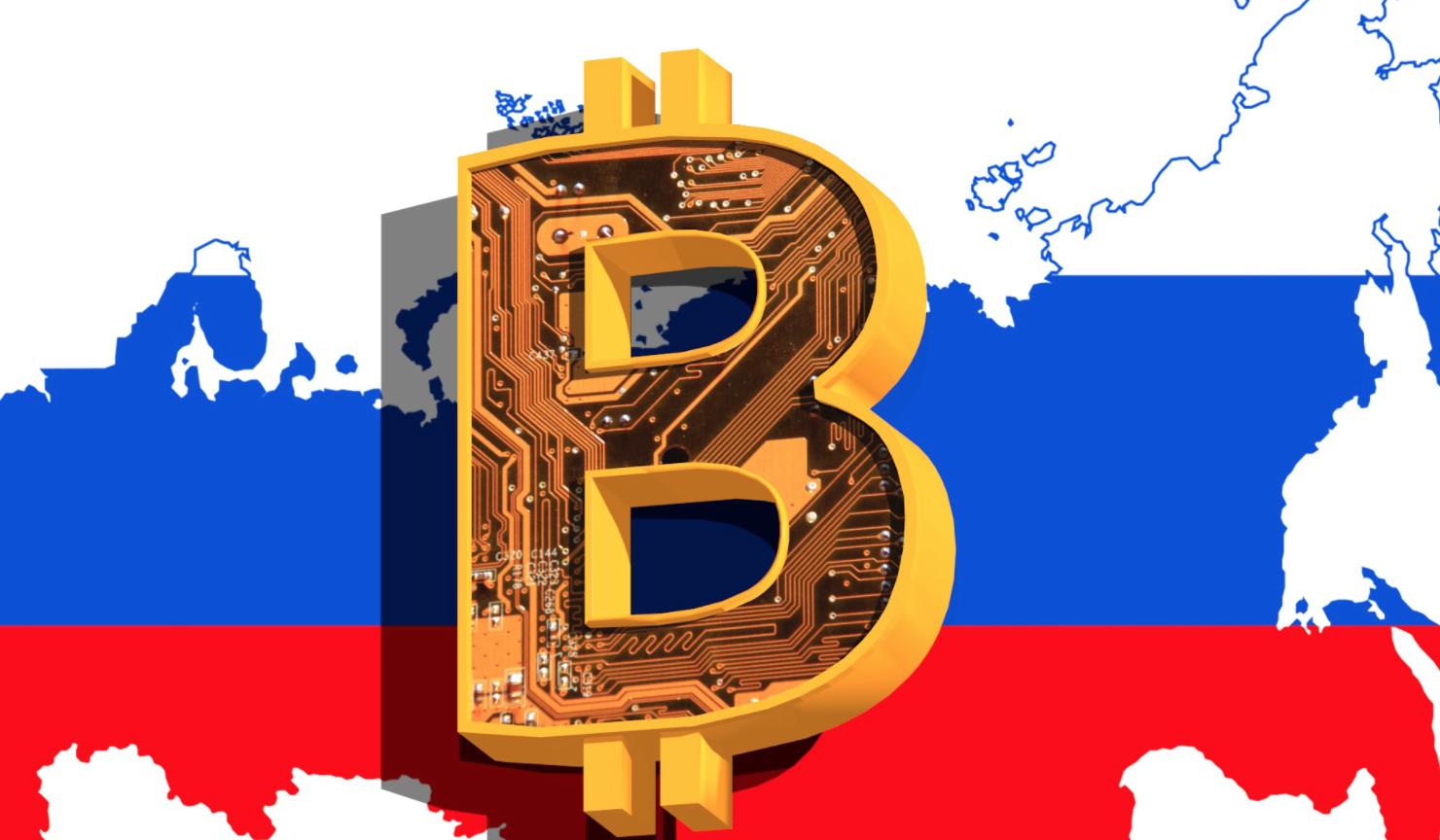 Russische crypto mijnbouw project