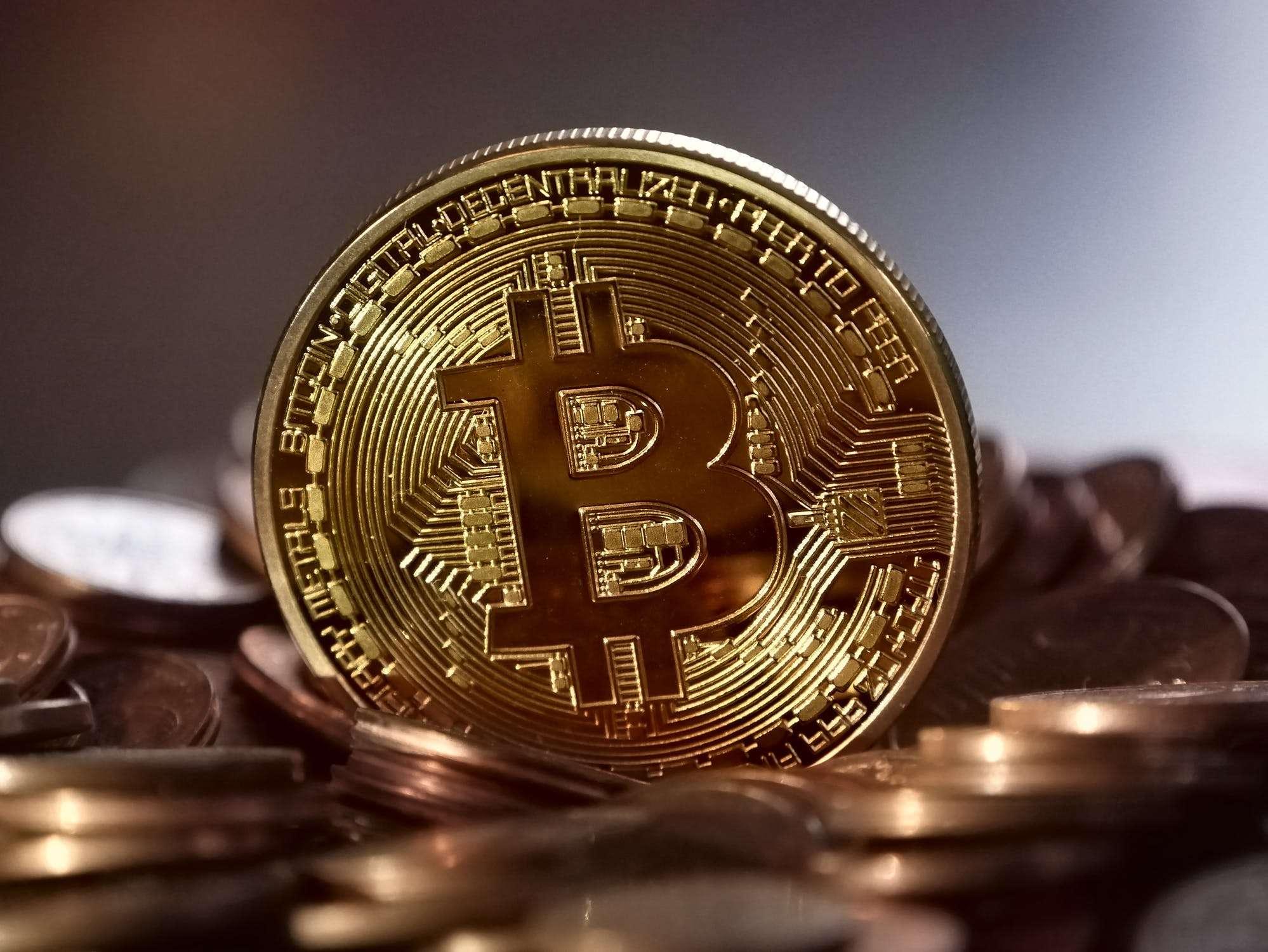 koers van Bitcoin volgen