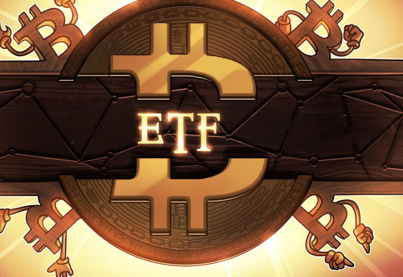 Bitcoin ETF..