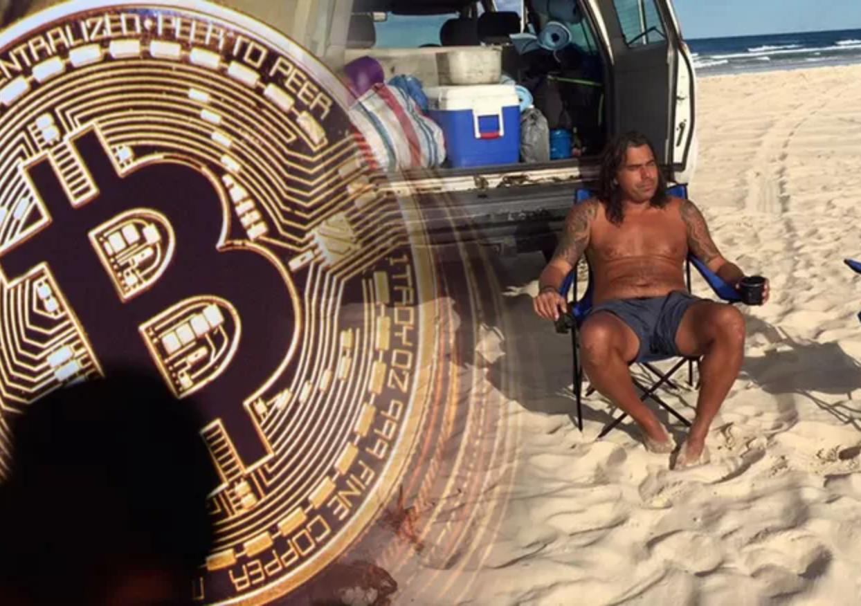 Bitcoin familie...