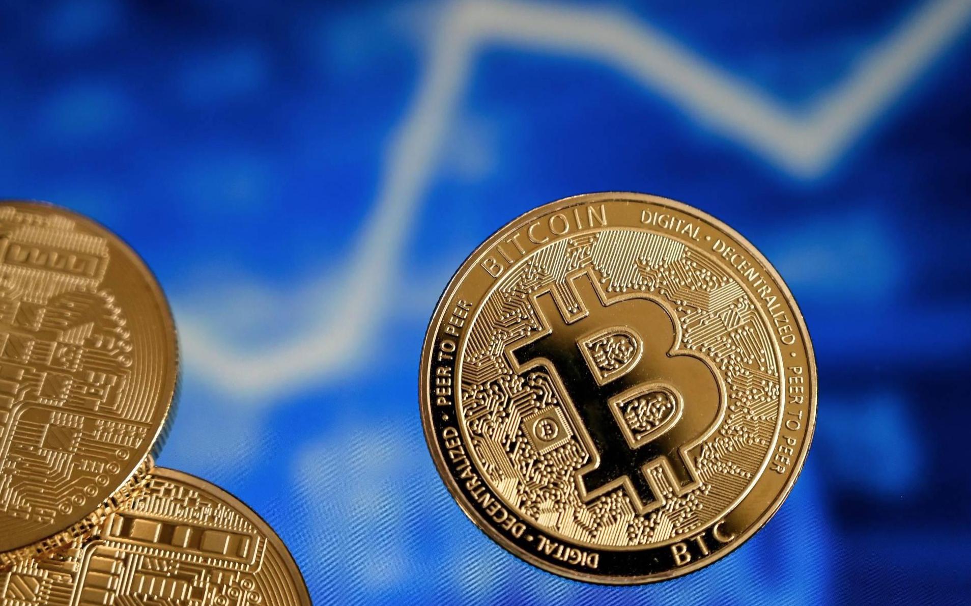 Bitcoin koers $50000