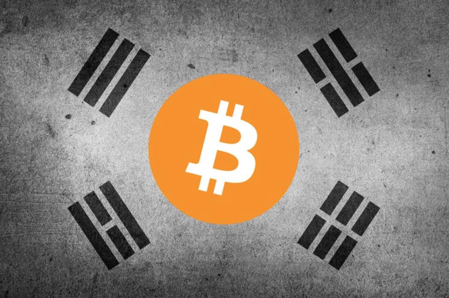 Crypto beurzen Zuid Korea