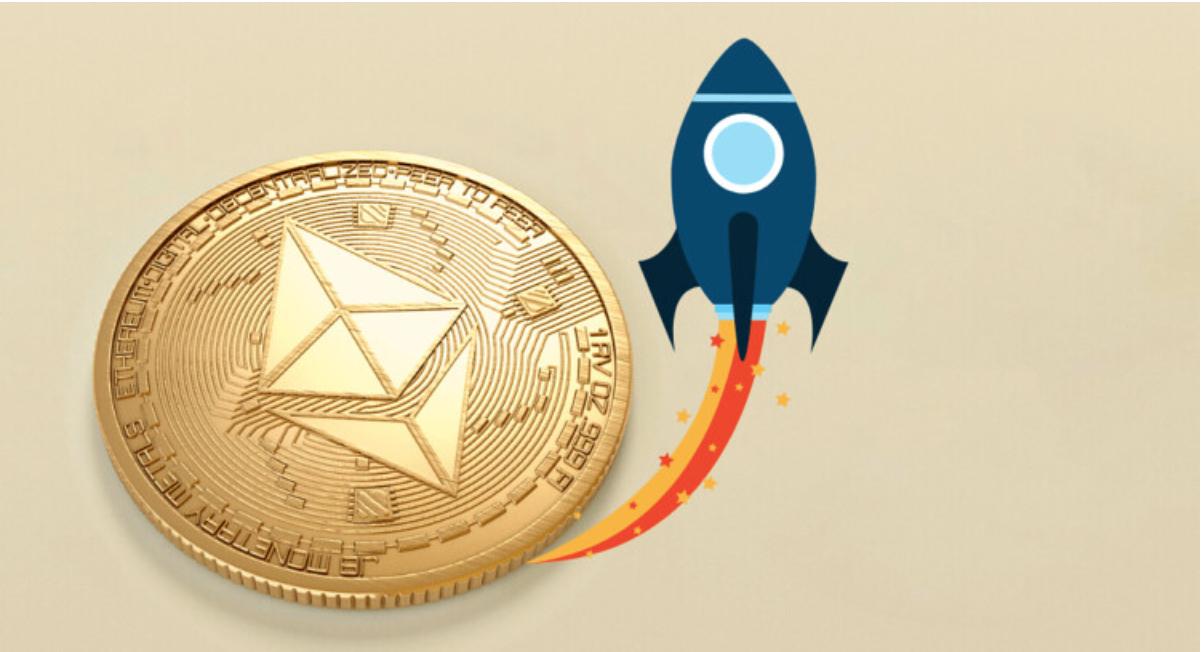 Ethereum nr. 1 crypto