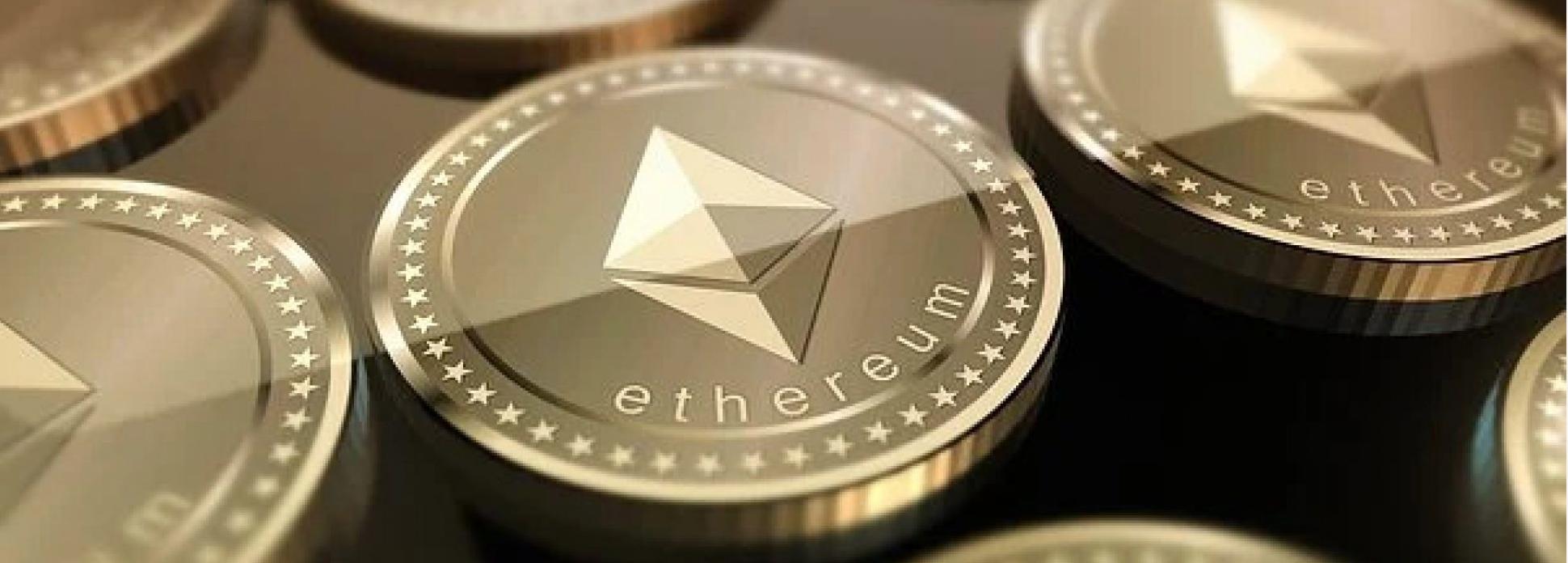 Ethereum nr. 1 cryptomunt