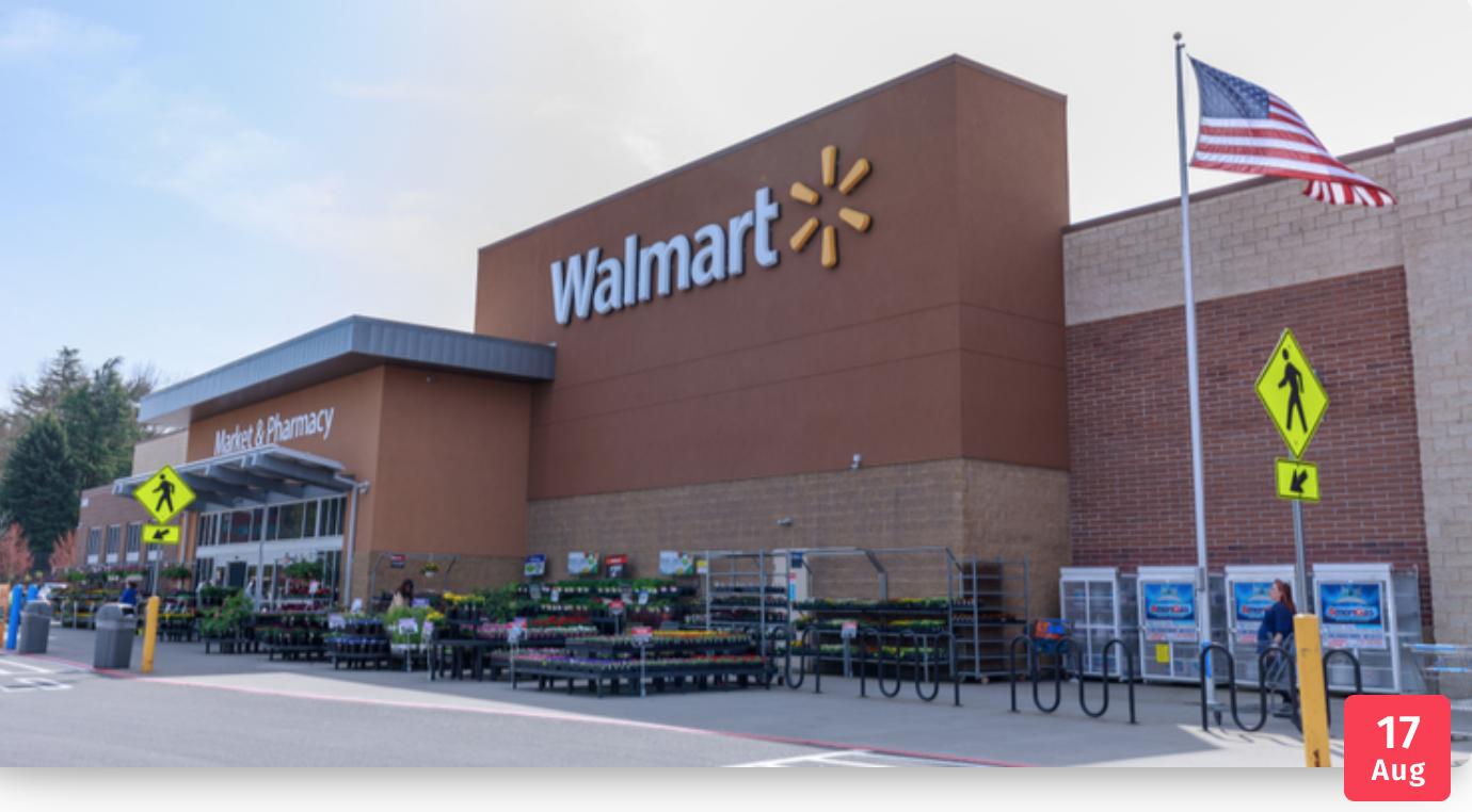 Walmart crypto-betalingen..
