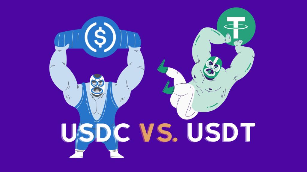 Voor- nadelen van USD Coin