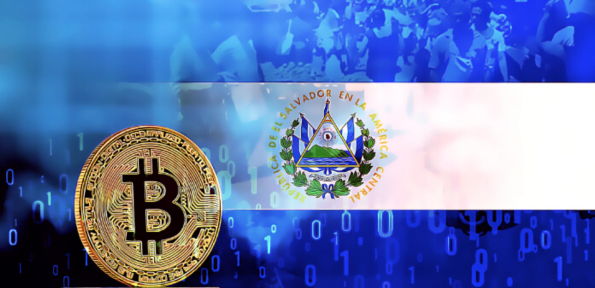 Bitcoin adoptie El Salvador