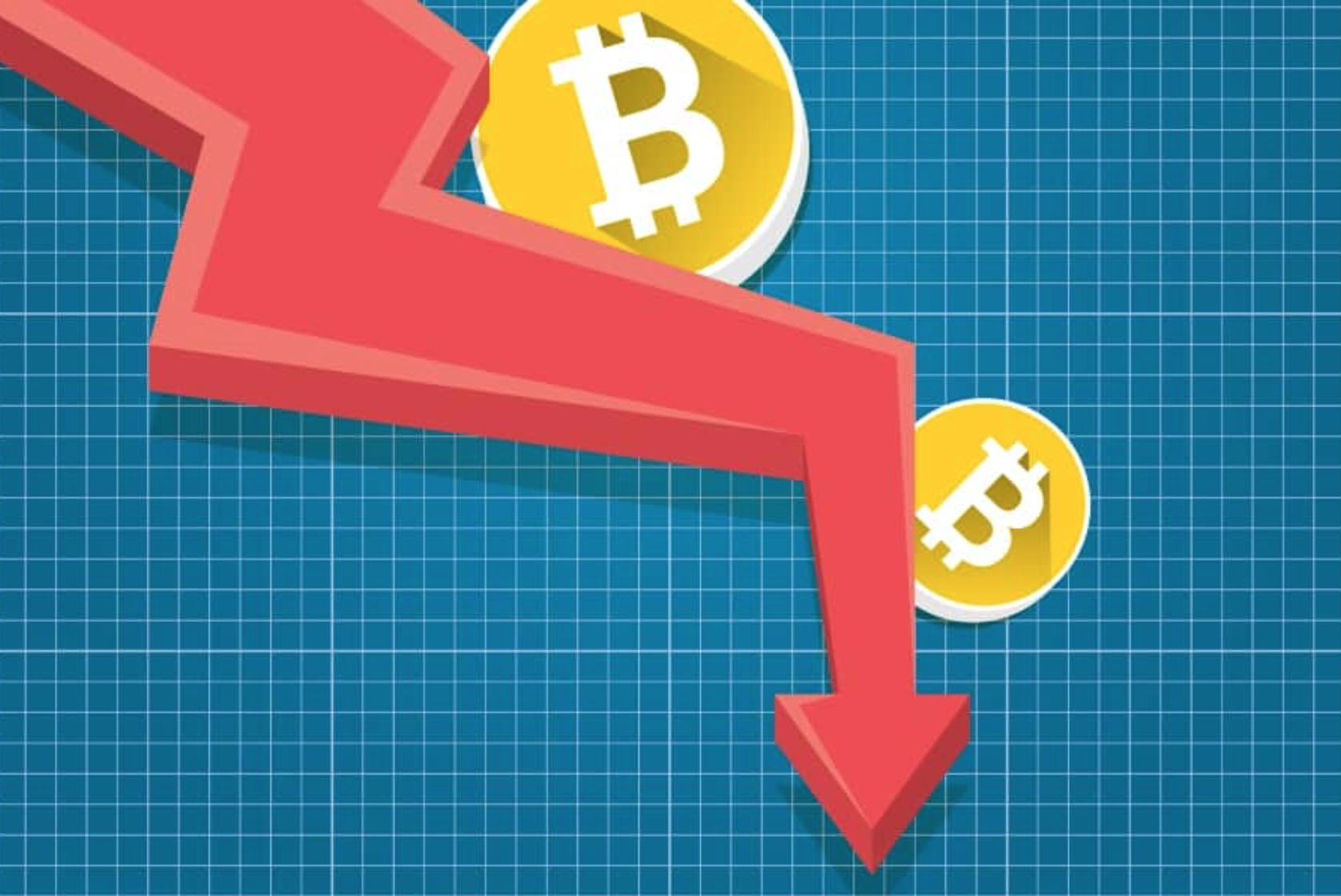 Bitcoin flashcrash 2021