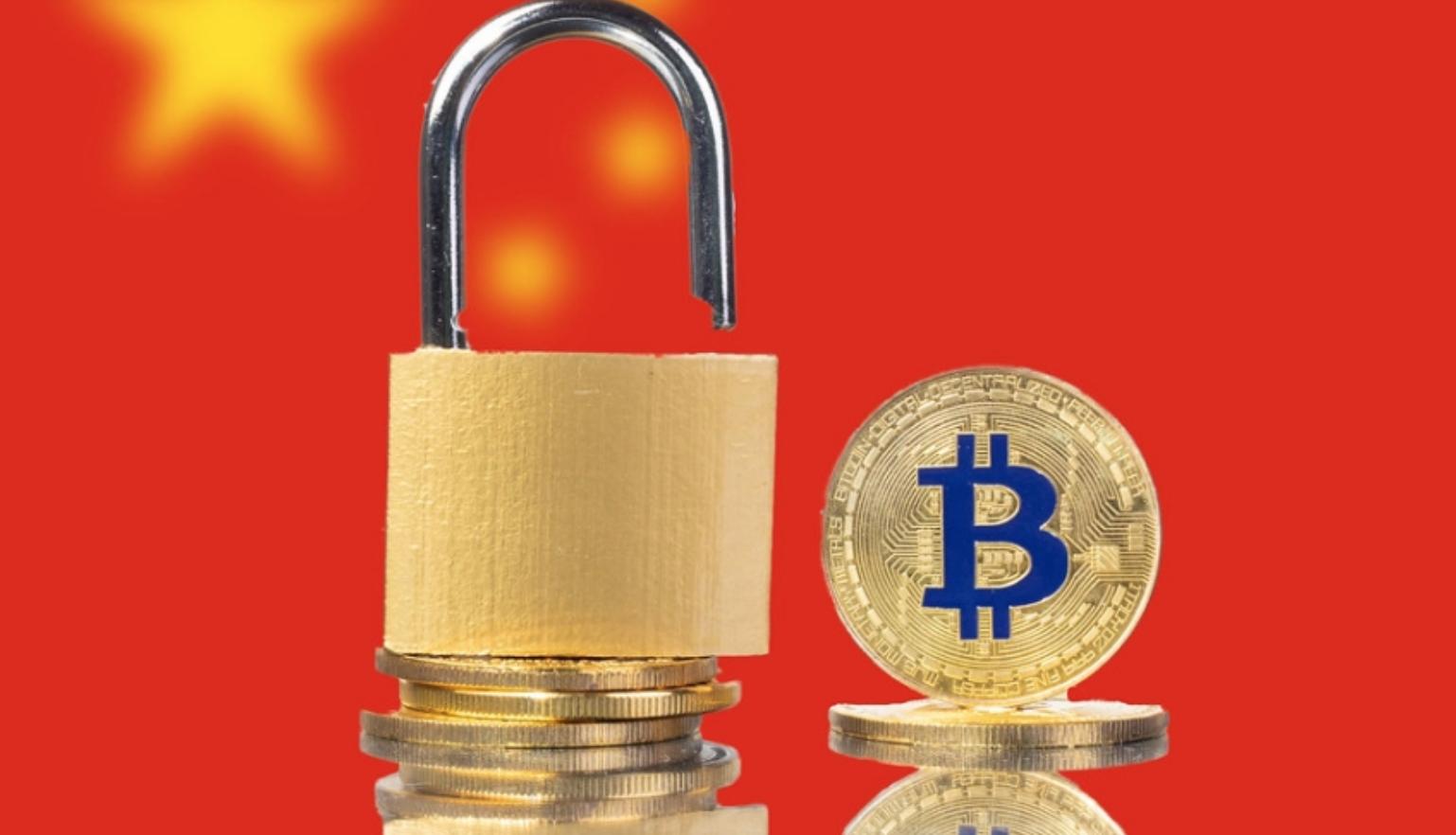 Chinees crypto verbod aangescherpt