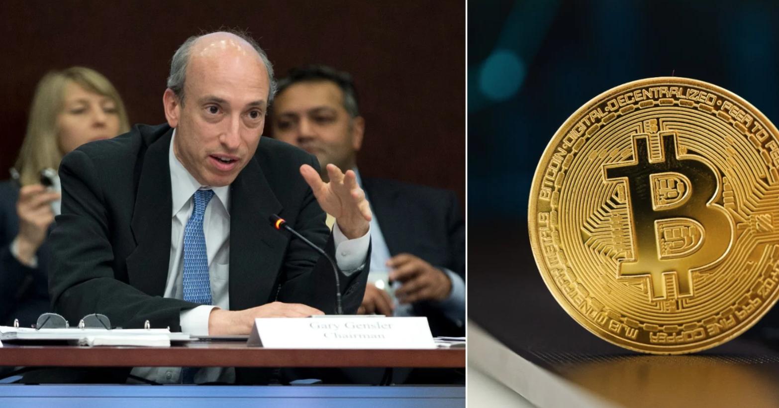 Crypto-regulering SEC