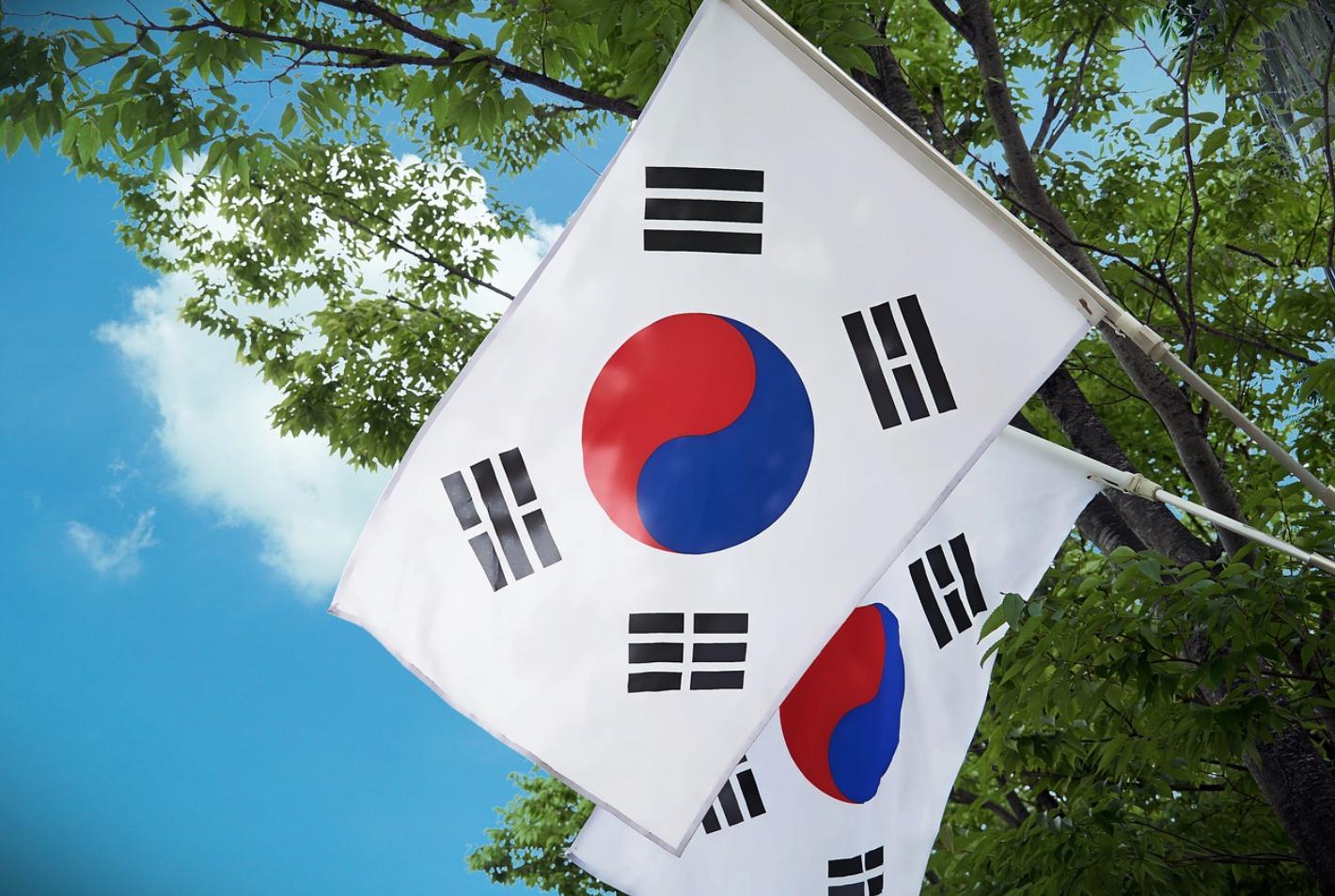 Cryptobeurzen Zuid Korea