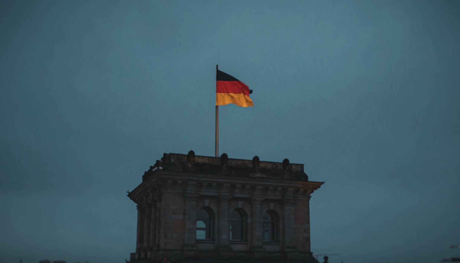 Duitsland Bitcoin nodes