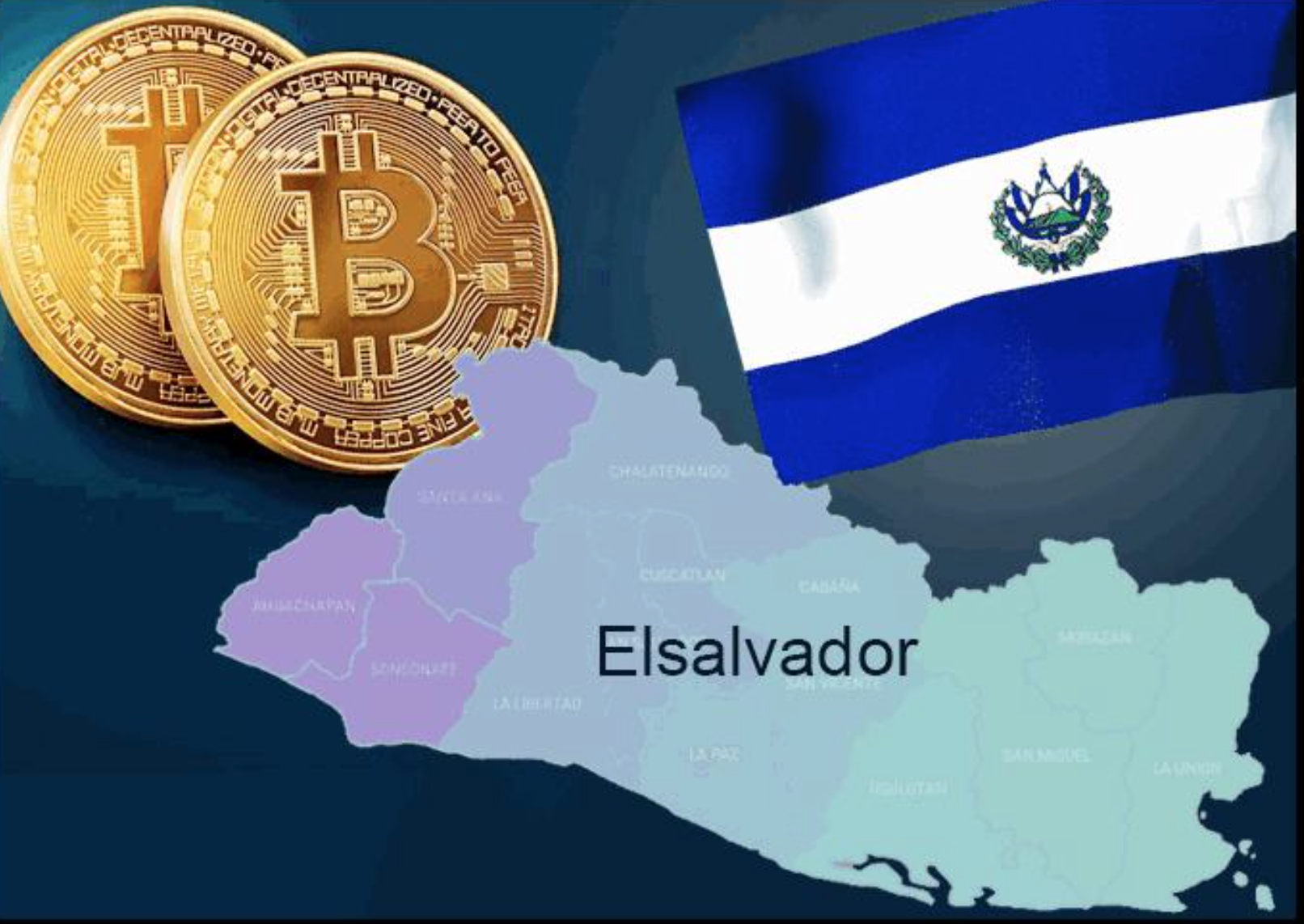 El Salvador Bitcoin als nationaal betaalmiddel