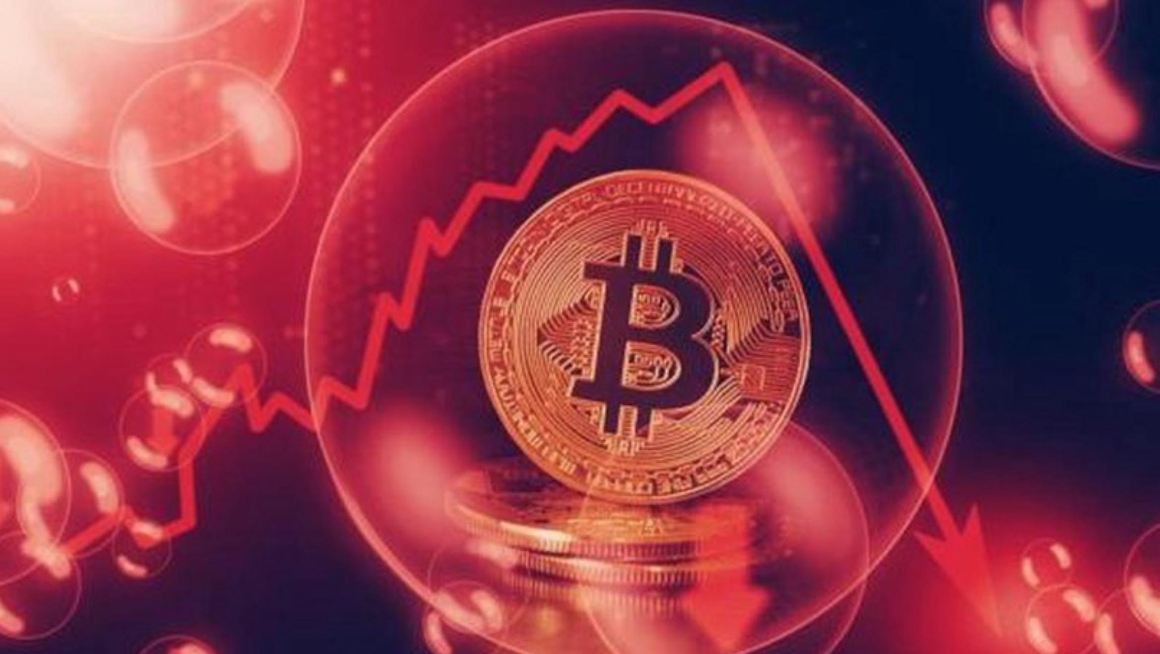 Flashcrash Bitcoin