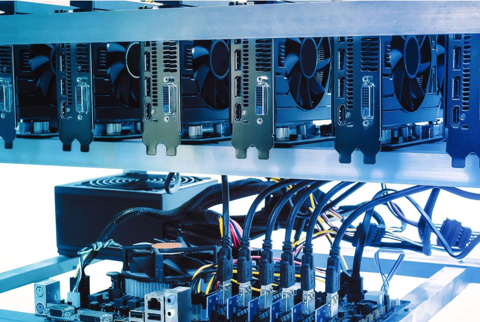 Bitcoin miner genesis digital assets