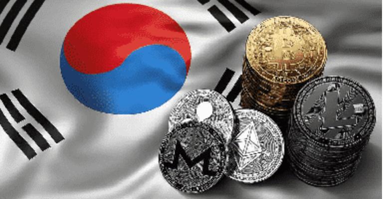 Zuid Korea cryptobeurzen