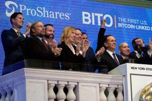 ProShares Bitcoin Futures ETF