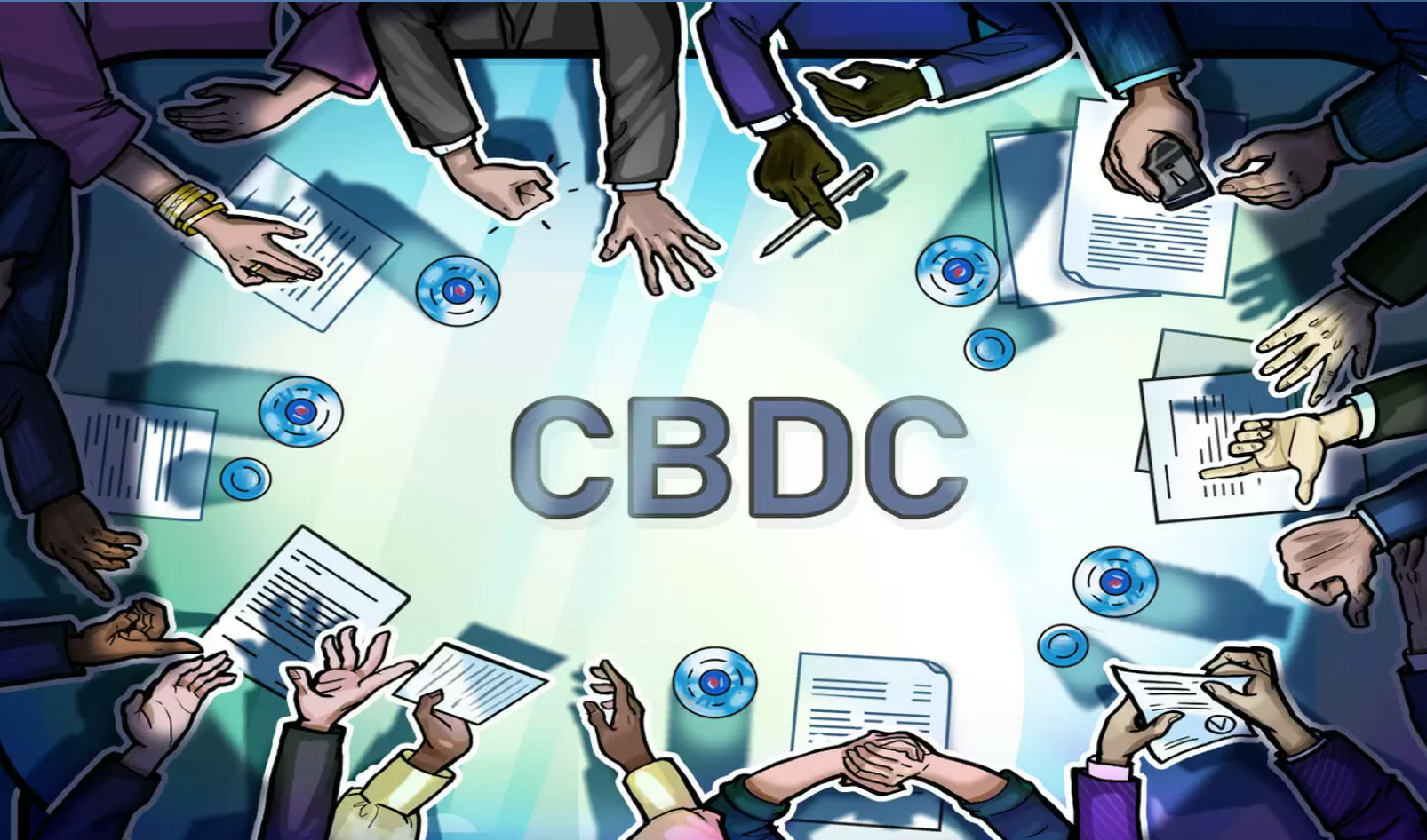 Cbdc's
