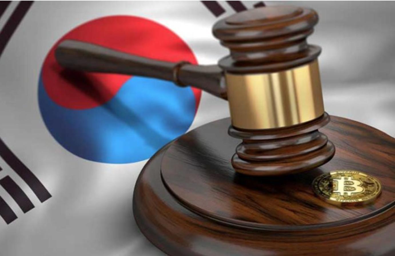 Cryptobelasting in Zuid-Korea
